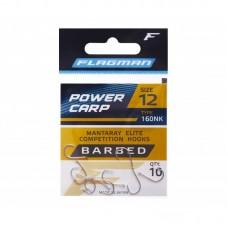 Kabliukai Flagman Power Carp Nr. 10