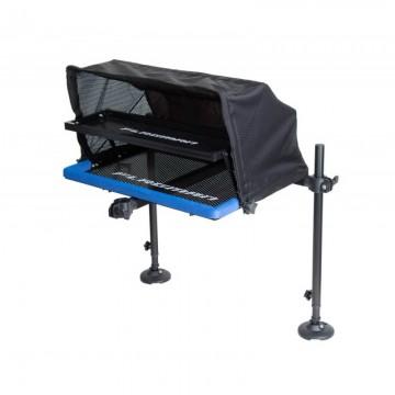Stalas platformai su tentu Flagman Armadale Double Side Tray With Tent