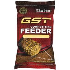 Traper GST Competition Feeder Karšis 1 kg (black)