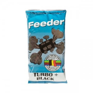 VDE Feeder Turbo+ Black